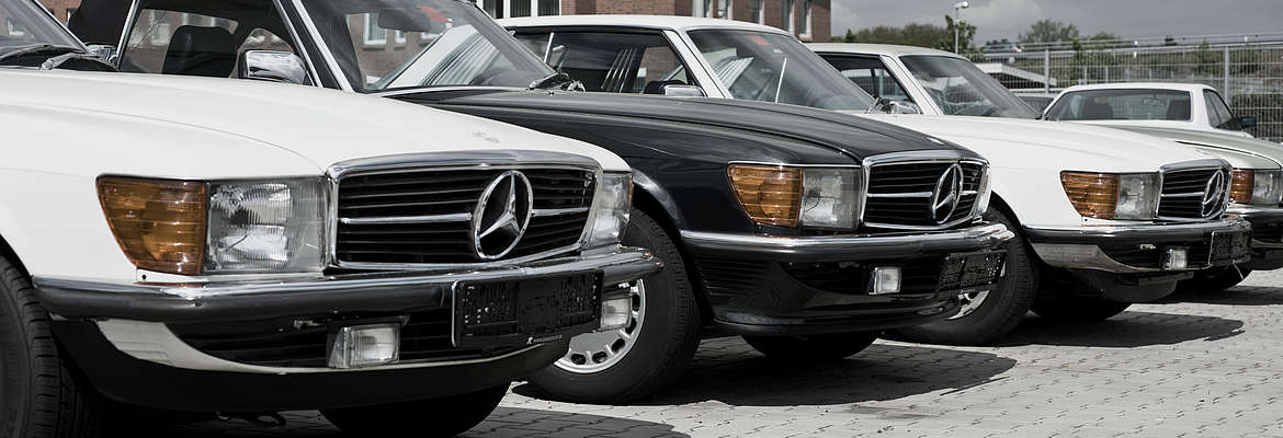 Youngtimer Mercedes kaufen